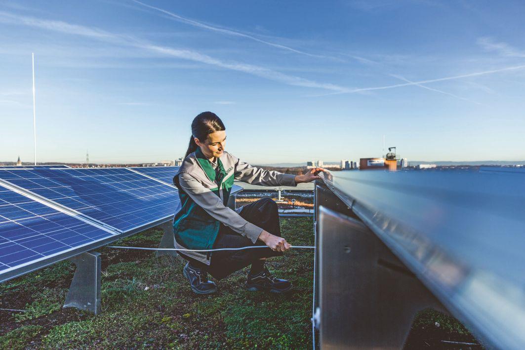 DEKRA ist Nachhaltigkeitschampion